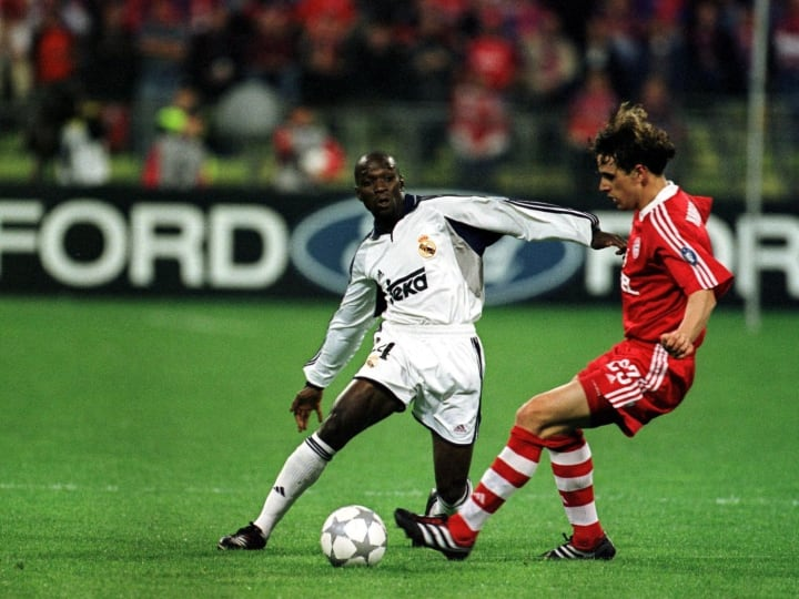 Bayern v Real Madrid