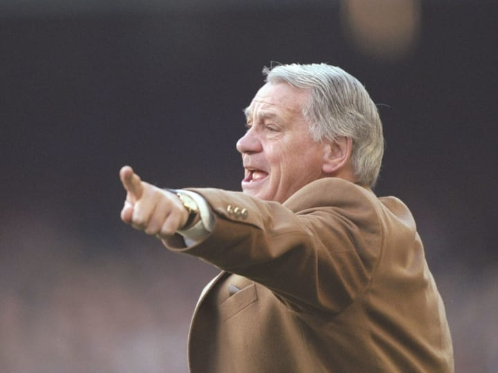 Bobby Robson, Manager of Barcelona
