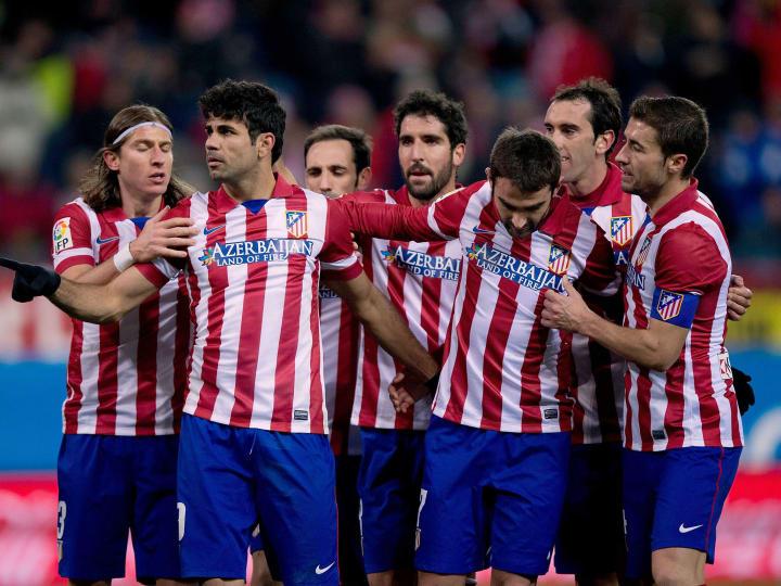 Club Atletico de Madrid v Levante UD - La Liga