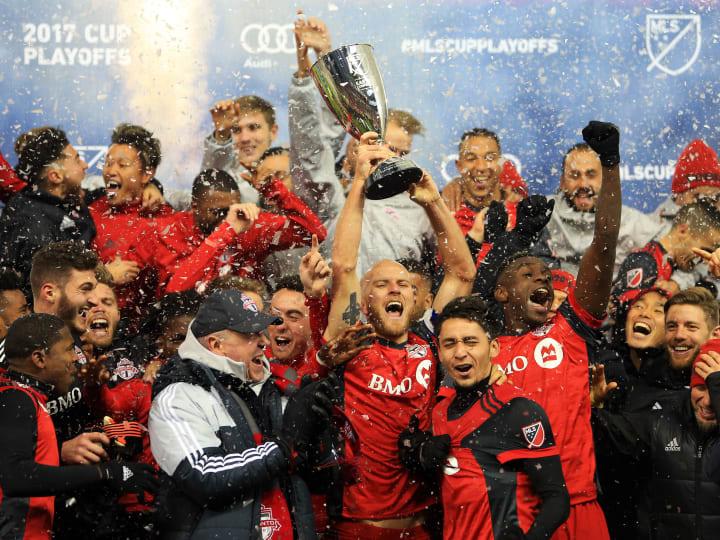 Columbus Crew SC v Toronto FC - Eastern Conference Finals - Leg 2