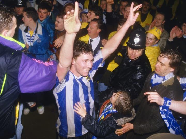 David Hirst Sheffield Wednesday