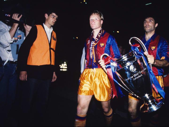 "Europa Cup 1 final - ""FC Barcelona v Sampdoria"""