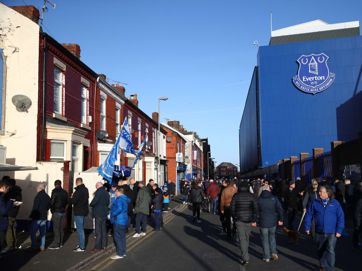Everton FC v Leicester City - Premier League