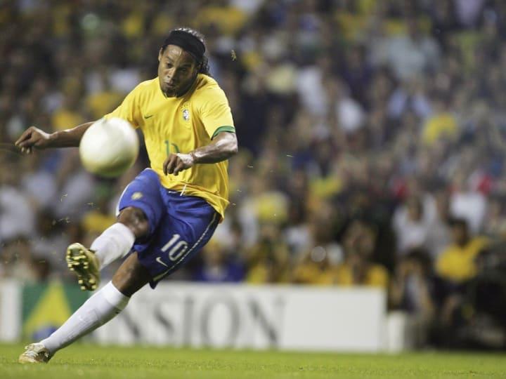 International Friendly: Brazil v Wales