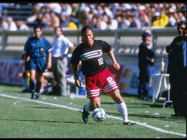 Jeff Agoos United