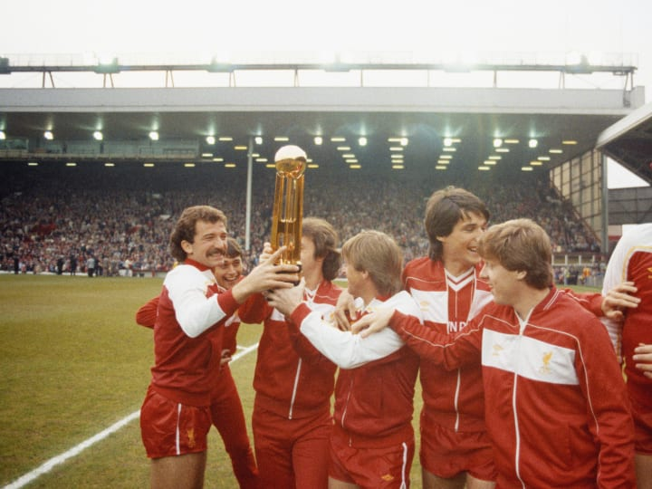 Liverpool First Division Winners 1983/84