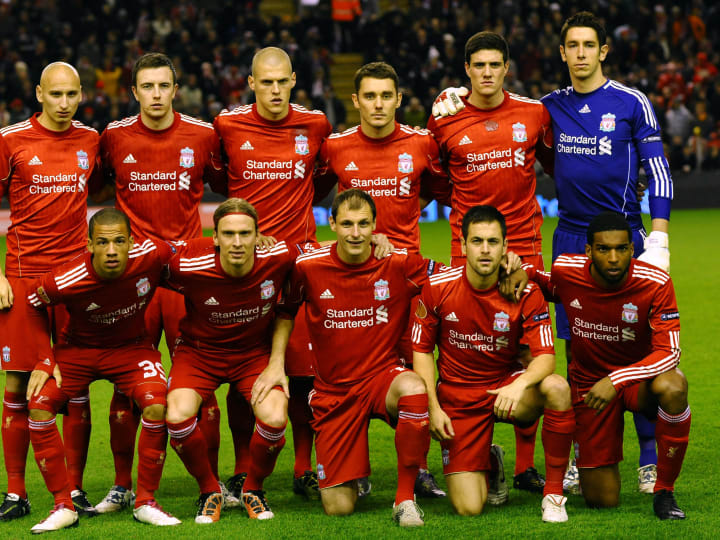 5 of Liverpool's Scariest Lineups (for Their Own Fans) of Recent Times This Halloween
