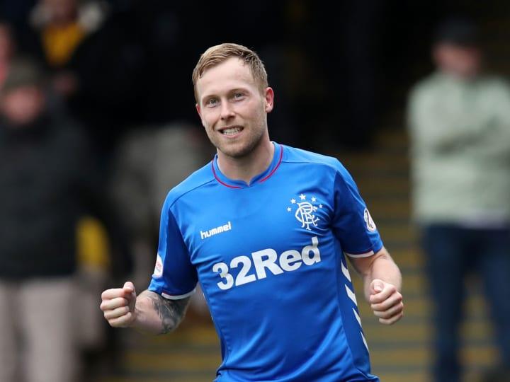 Motherwell v Rangers - Scottish Ladbrookes Premiership