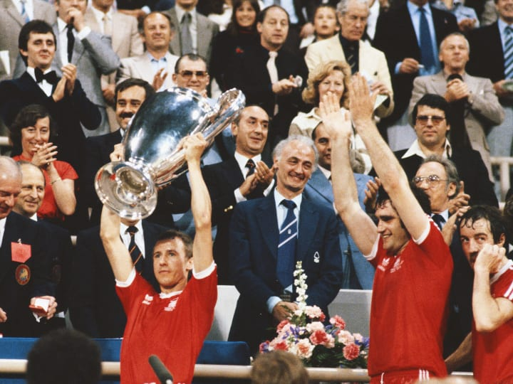 Nottingham Forest 1979 European Cup Winners