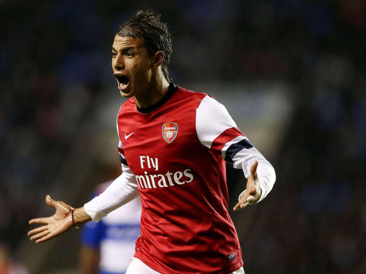 Reading v Arsenal - Capital One Cup Fourth Round