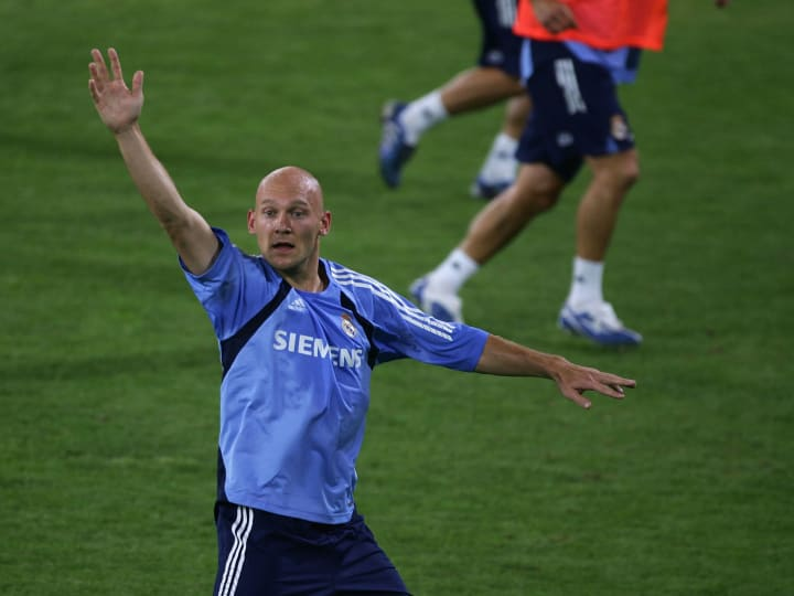 Real Madrid Tours China - Training Session