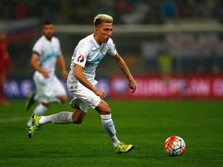 Slovenia v Ukraine - UEFA EURO 2016 Qualifier: Play-Off Second Leg