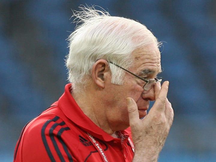Spanish national football team coach Lui