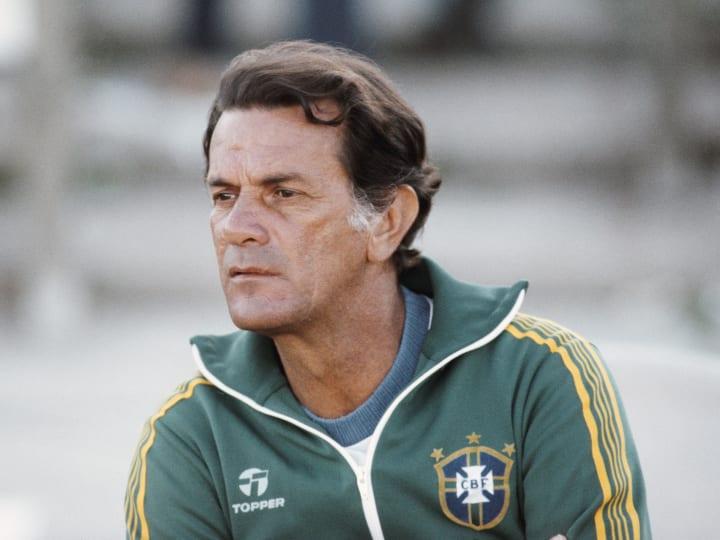 Tele Santana Brazil Manager 1981