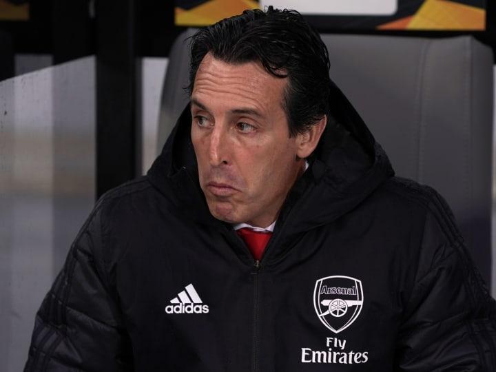 Vitoria SC v Arsenal FC - Group F - UEFA Europa League