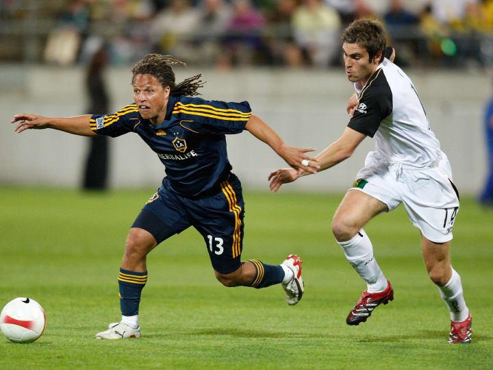 Wellington Phoenix FC v LA Galaxy