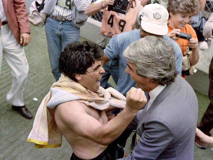 WORLD CUP-1986-ARG-BELG