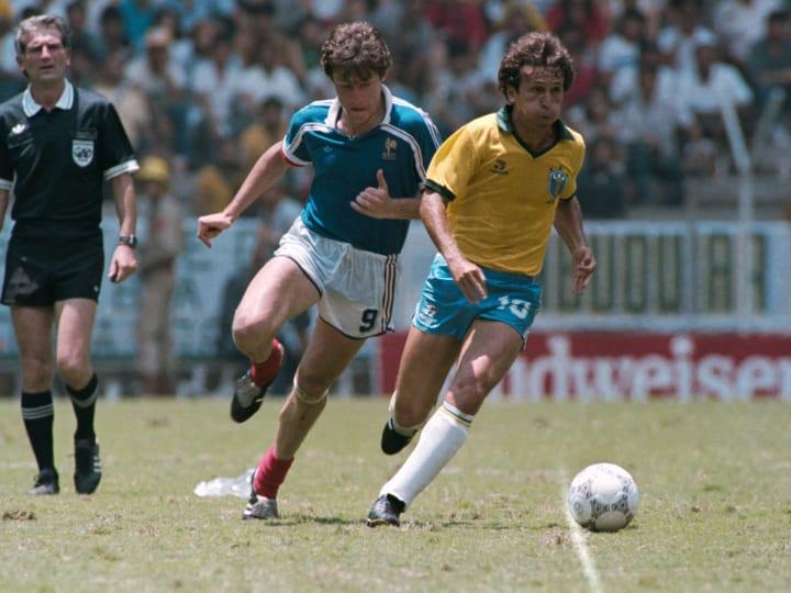 WORLD CUP-1986-FRA-BRA