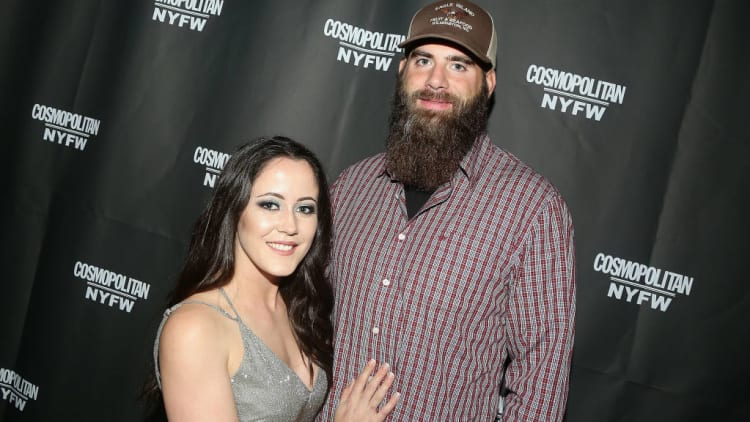 Ex 'Teen Mom 2' star David Eason shares photo of what looks like Jenelle Evans in a bathtub