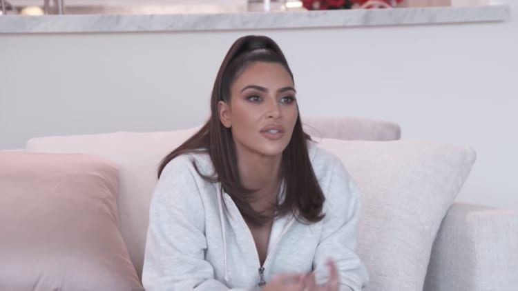 Kim Kardashian discusses rumors she booed Tristan Thompson at basketball game with Khloé in new 'KUWTK' clip