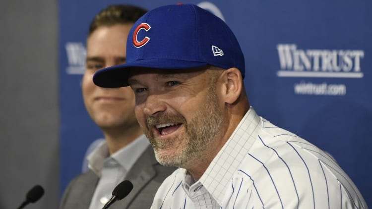 David Ross, Theo Epstein