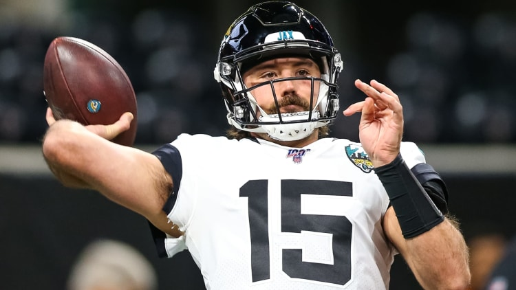 Jaguars offseason moves in 2020 should include committing to Gardner Minshew at QB.