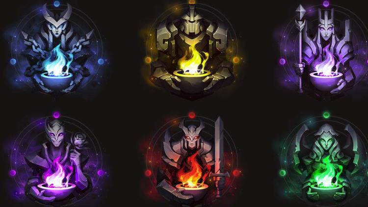 League of Legends Eternals is a new system out in place for players to track their stats and achieve