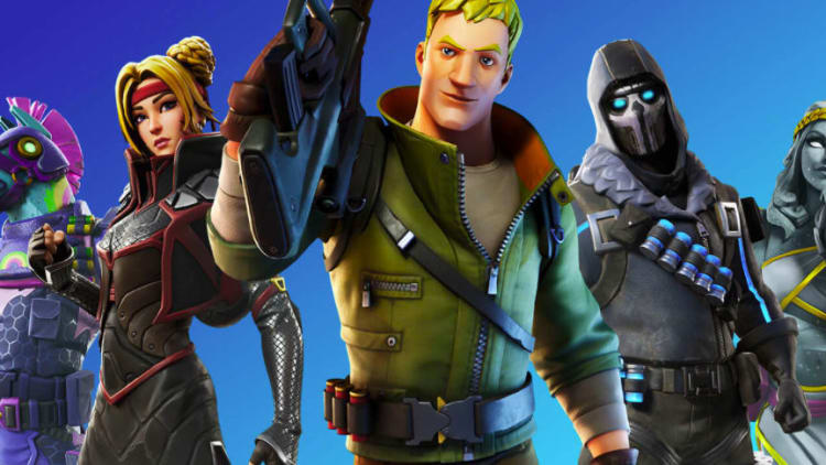 Here's everything you need to know about the game-changing mythic weapons in Fortnite.