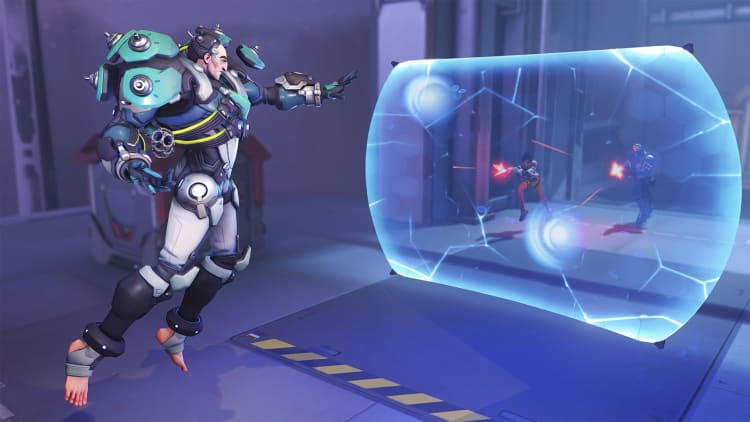 Overwatch getting stuck on entering the game is extremely frustrating. Here's how to fix it.