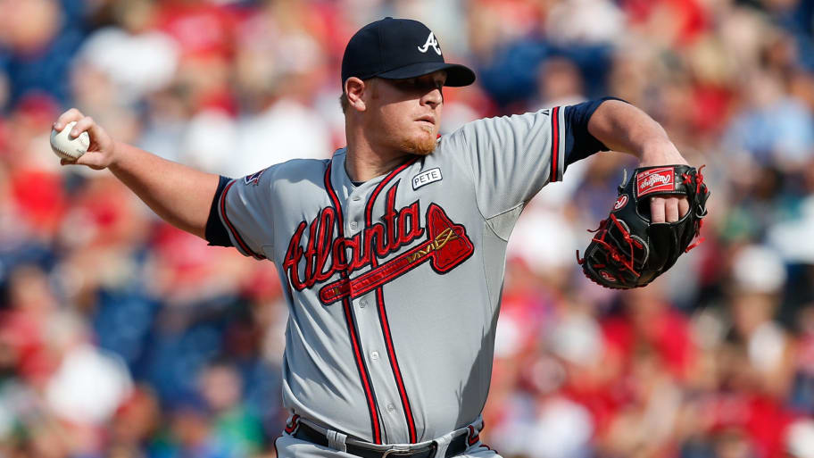 Rangers Add Ex Braves Reliever David Carpenter To Roster