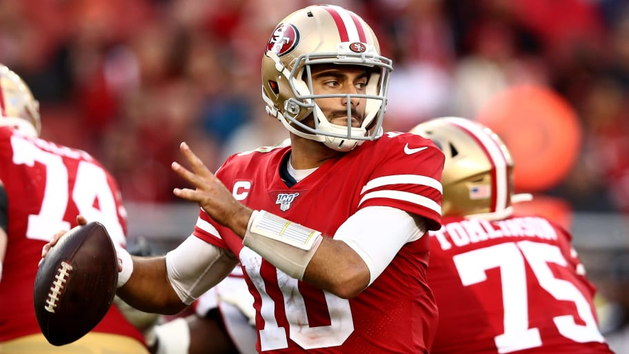 Rams Vs 49ers Spread Odds Line Over Under Prop Bets