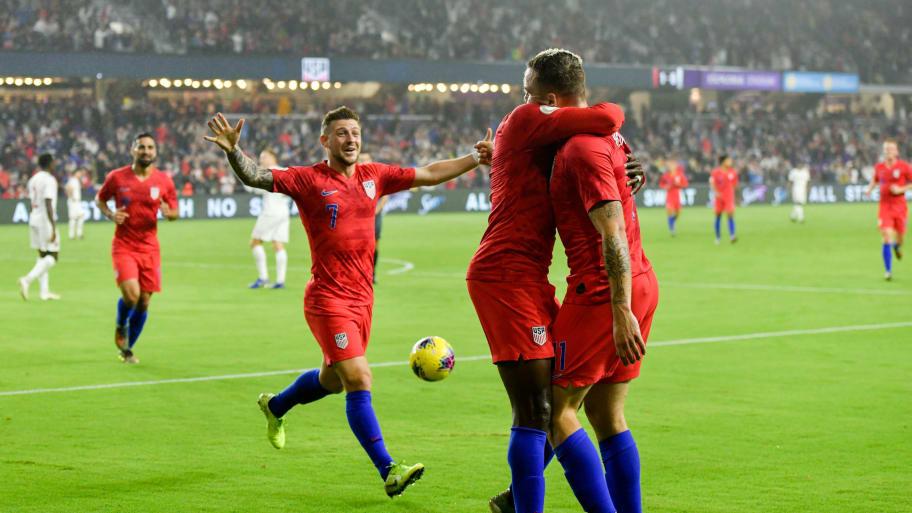 USMNT vs Cuba Live Stream Reddit for CONCACAF Nations League Nov. 19 - 12up