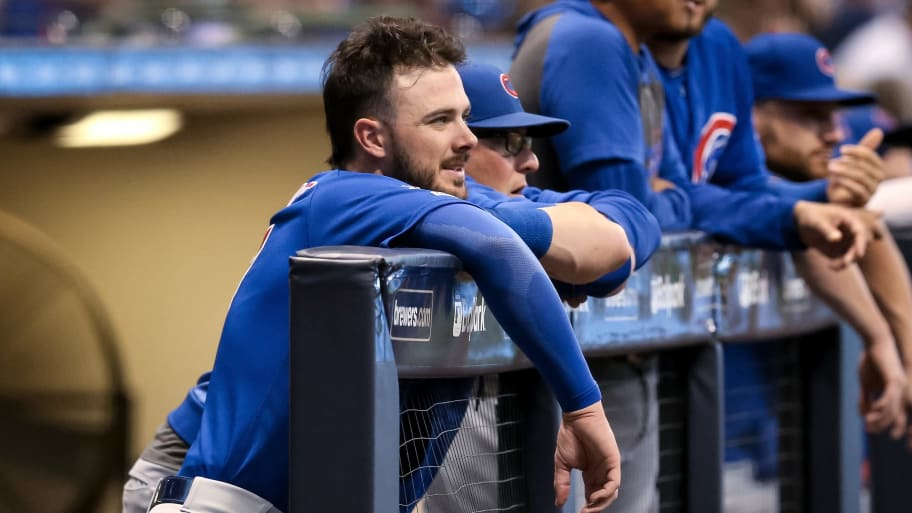Kris Bryant Finally Responds to Service Time Grievance and Contract Extension Talks With Cubs