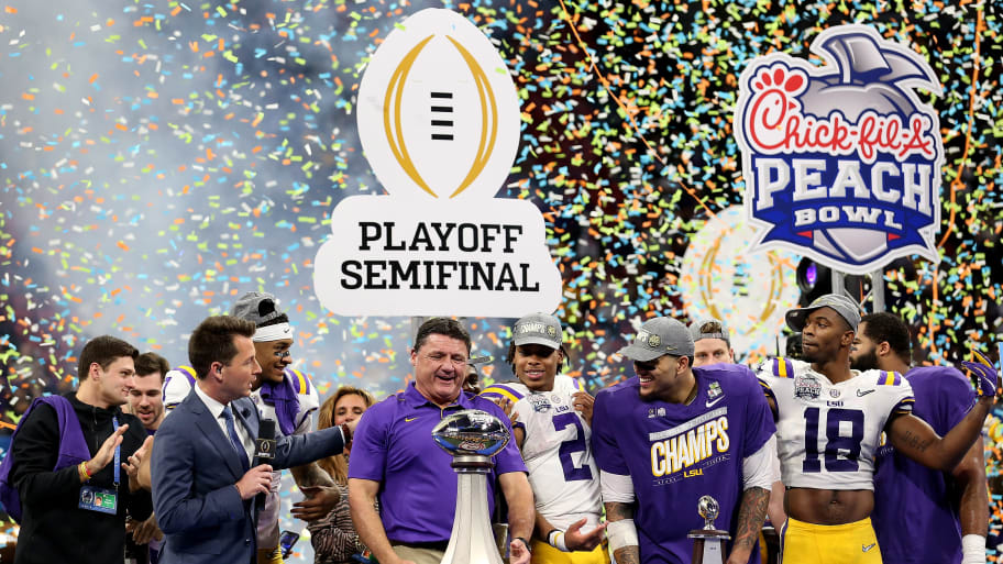 7 Biggest Blowouts in College Football Playoff History
