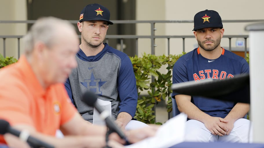 6 Angriest MLB Player Statements About Houston Astros' Cheating Scandal