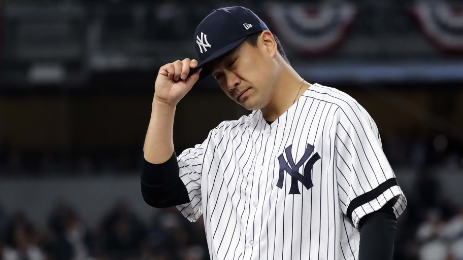 Masahiro Tanaka Says He Felt Cheated Out of a World Series Due to Astros' Scandal