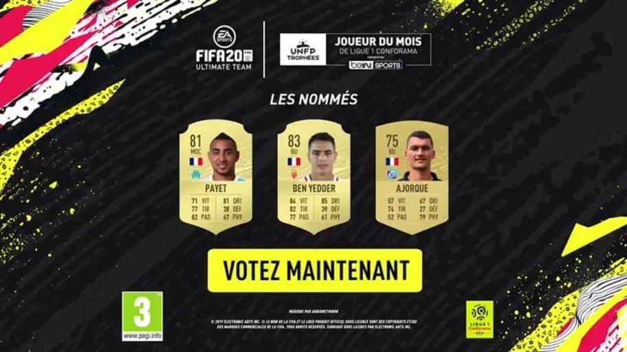 Ligue 1 Potm