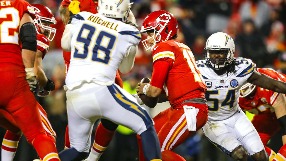 Chiefs vs Chargers NFL Live Stream Reddit for Monday Night Football Week 11 - 12up