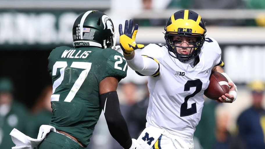 Michigan vs Michigan State College Football Live Stream Reddit for Nov. 16 - 12up