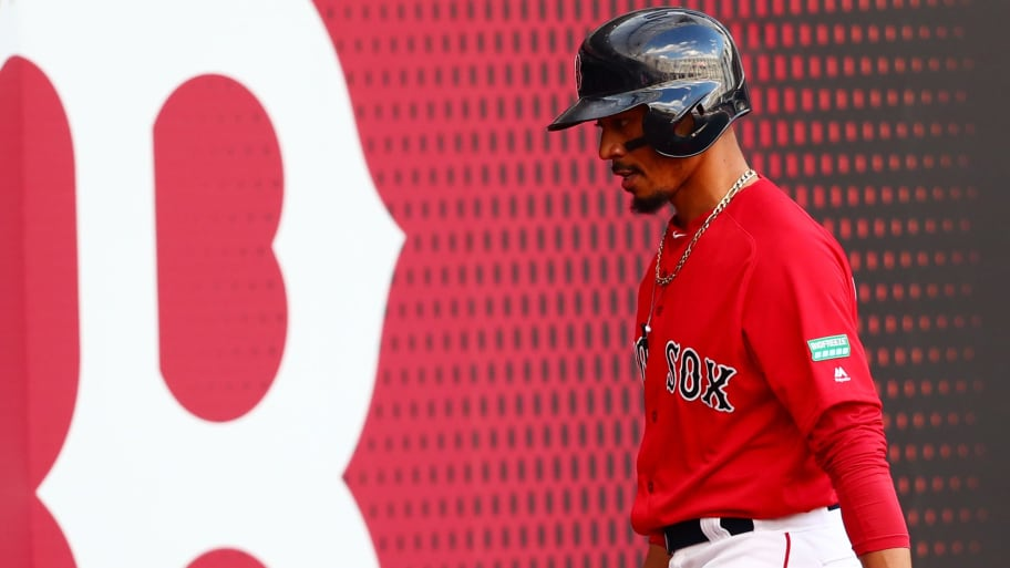 quality design 14288 7a0de Red Sox Playoff Odds Suggest Team Will Miss Postseason Ahead ...