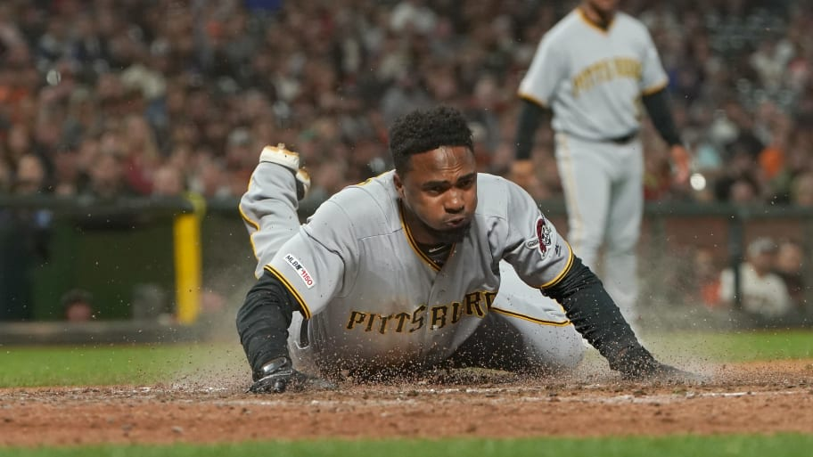 Pirates Infielder Pablo Reyes Suspended 80 Games