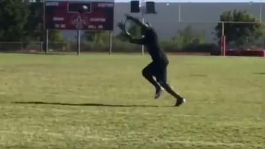 Dez Bryant Posts Grainy Workout Video That Looks Like It Was