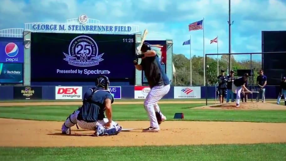 VIDEO: Gerrit Cole Whiffing Batters in Simulated Game is Music to Yankee Fans' Ears