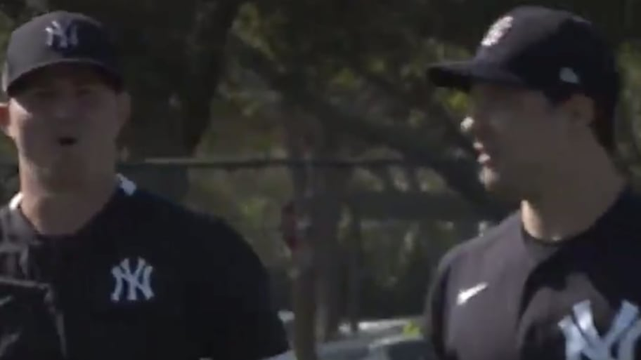VIDEO: Zack Britton and Tommy Kahnle Mic'd up at Yankees Camp is Absolute Gold