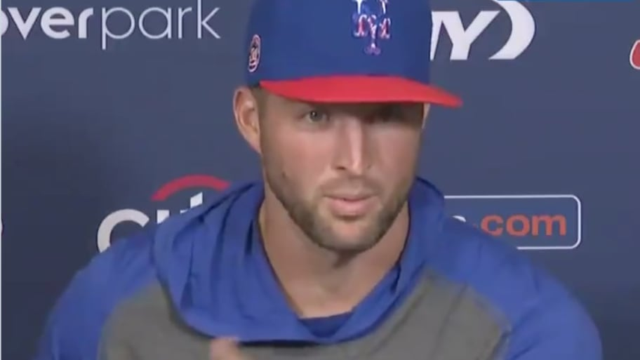 VIDEO: Tim Tebow Gives Poignant Answer About His Minor League Journey With Mets
