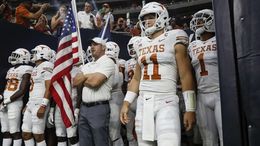 Field, College Support Getting Ehlinger Players  Justin Sam