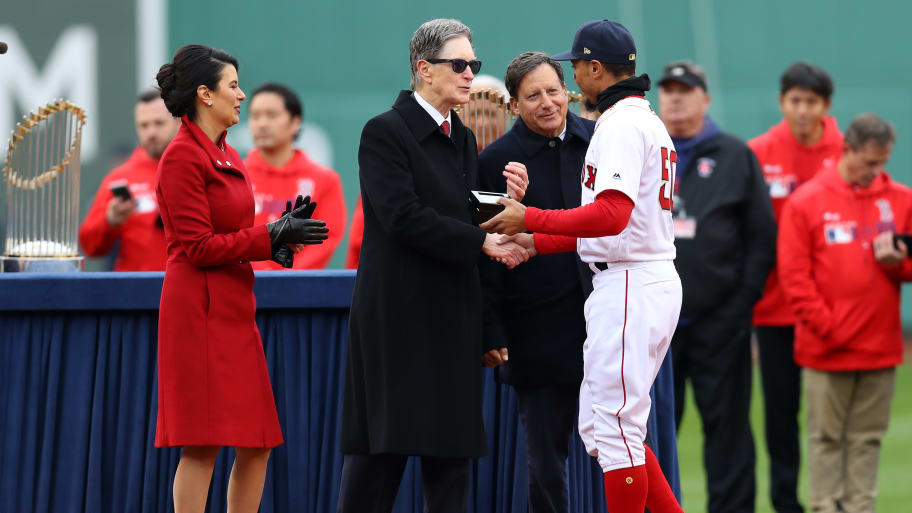 Red Sox Owner John Henry Claiming Luxury Tax Didn't Play Factor in Mookie Betts Trade is Insulting