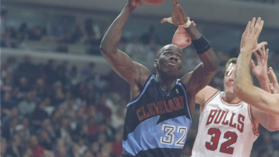 competitive price 77ba1 da66d Cavaliers to Bring Back Absurdly Gorgeous 1994 Throwback ...