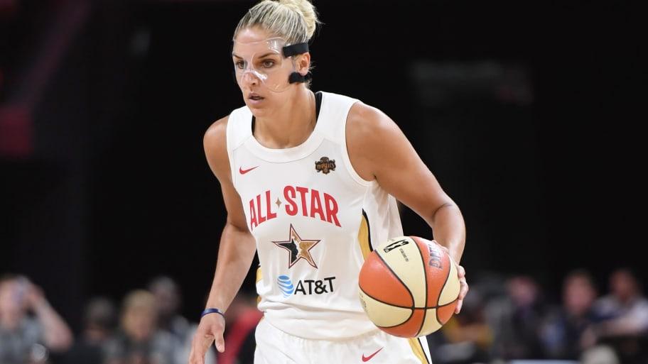 Roundup: WNBA's Elena Delle Donne Decision; Jimmy Fallon Back; RIP Grant Imahara