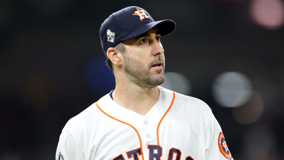Old Justin Verlander Comment Criticizing Dee Gordon for PED Use Couldn't Have Aged Any Worse